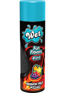 Wet Fun Flavors 4 In 1 Water Based Lubricant Passion Fruit...