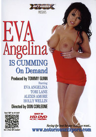 Eva Angelina Is Cumming On Dem(disc)